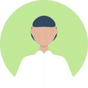 2D Vector Graphic of Plant Manager